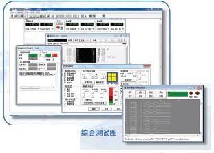 英国ABI-BM8300多功能集成电路及电路板故障诊断10