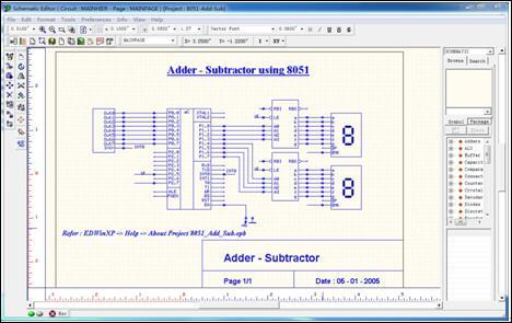RE1024电路板反求系统软件图五